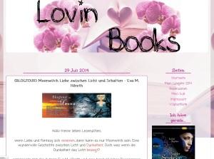 Interview mit mir auf Lovin Books