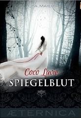 Cover Spiegelblut von Coco Lavie